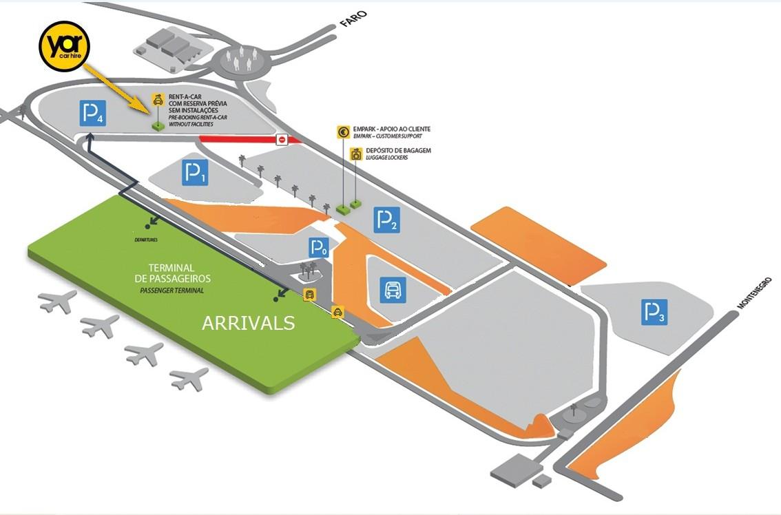Faro Airport Algarvedriver